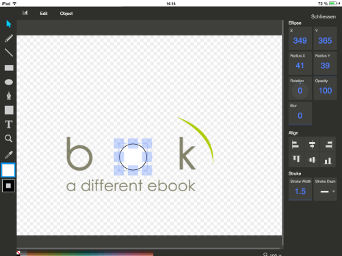 beook - a different ebook | Home | Drawing editors